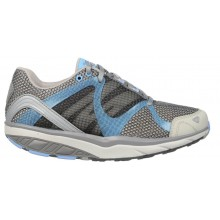 Leasha Trail 6 Lace Up Mystic Gray/Blue Sky