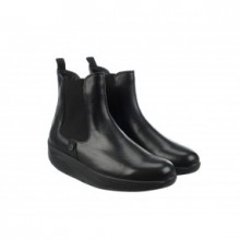 Asha Chealsea Boot Black