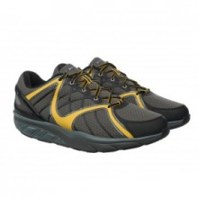 Jengo Sport Neutral Lace up Volcano Gray/Black