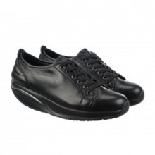 Batini Lace Up W Black