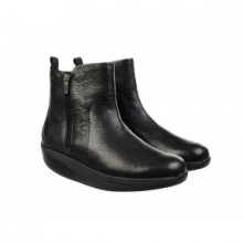 Madini Zip Boot Black