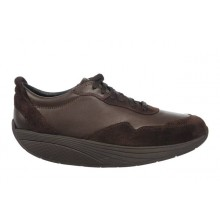 Azizi Walk Lite Lace Up M Coffee Bean